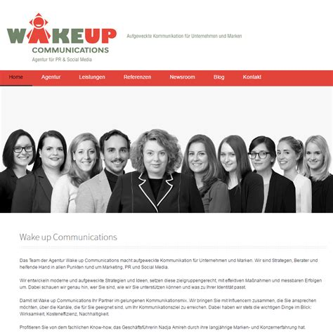 Wake up Communications - Home | Facebook