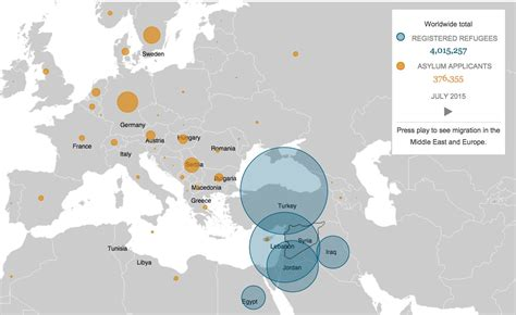 Where are Syria's refugees now? - Los Angeles Times