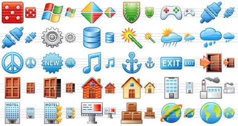 Small Business Icon Pack - 225 stock icons for business