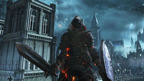 Dark Souls 3 and the tragedy of a fallen knight | PC Gamer