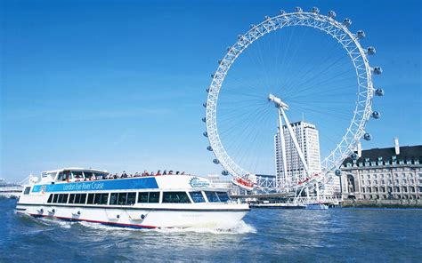 London Eye Ticket with 24 Hours Unlimited Thames River