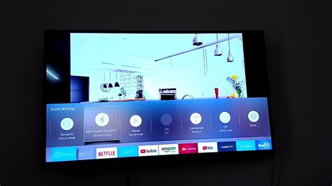 How to Connect Bluetooth Speaker with Samsung TV - YouTube