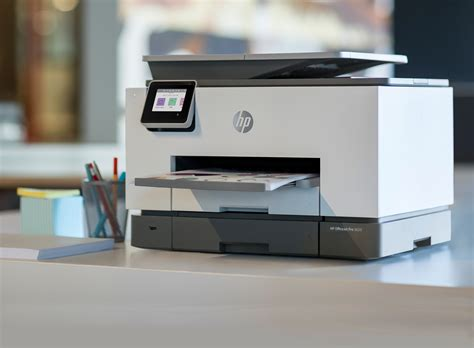 HP OfficeJet Pro 9015 and OfficeJet Pro 9025 Overview
