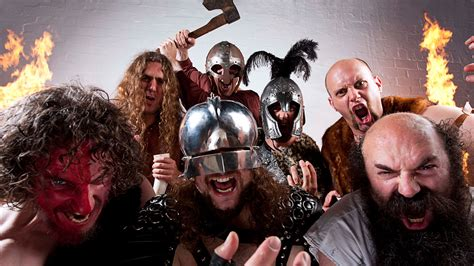Aussie Viking Metal Band Barbarion Want To Play Eurovision