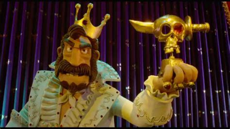 The pirate king   The pirates in an adventure with