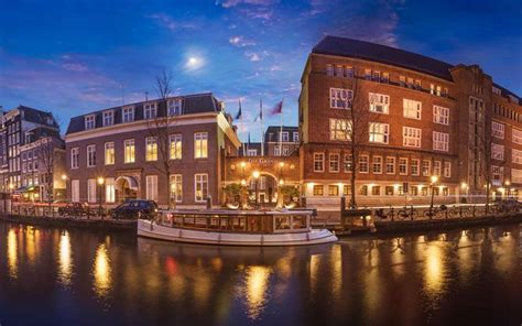 Where to stay in Amsterdam: hotels by district | Telegraph