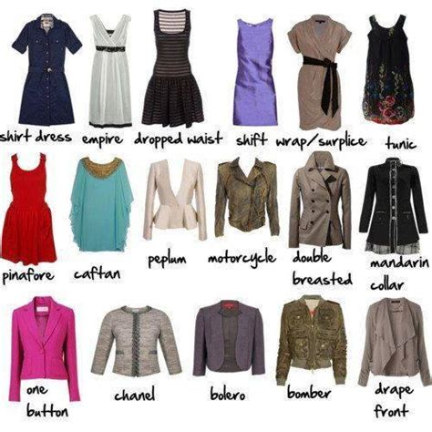Vocabulary – Clothes – Materials For Learning English