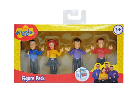 """The New Wiggles® Toy Line Debuts Exclusively at Toys""""R""""Us"""