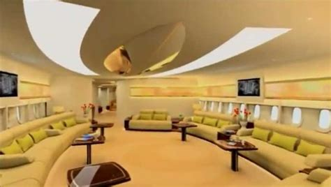 Photos & video: inside the private 'Airbus A380 VIP