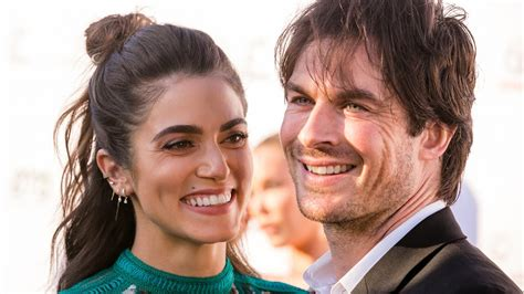 Nikki Reed and Ian Somerhalder Share First Look at Their