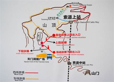 How to Plan a Day Tour in the Tianmen Mountain Park