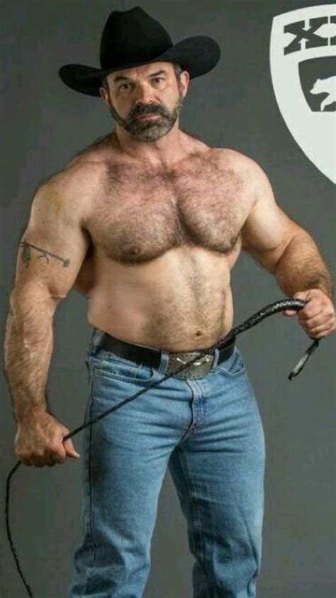 Pin on daddy muscle bear