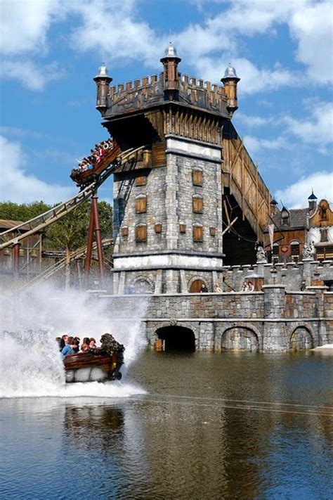 The Efteling Fairytale Theme Park Near Amsterdam Will Blow