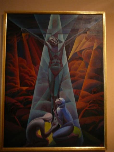 Modern Religious art at the Vatican - nice change from the