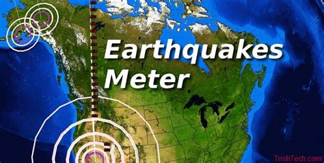 Monitor Earthquakes Around the World with Earthquakes