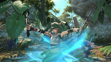 Rogues And Ninjas Come To Final Fantasy XIV: A Realm