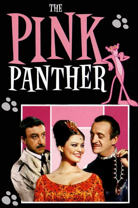 The Pink Panther (1963) - Posters — The Movie Database (TMDb)