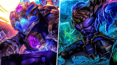 Dragon Oracle Udyr And Hextech Rammus Skins Heading To The