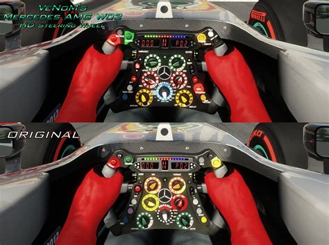 HD Steering Wheels - F1 Fast Lap - The Beauty and Passion