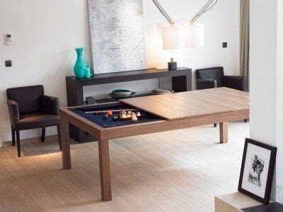 It Slices, It Dices: Fusion Dining/Pool Table Combo
