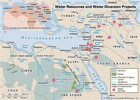WATER CRISIS In THE MIDDLE EAST AND NORTH AFRICA | Britannica