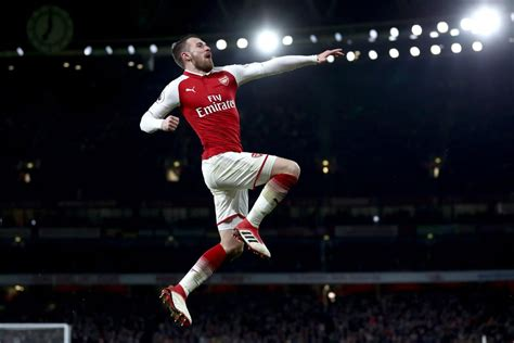 Losing Ramsey Could Hurt Arsenal More Than Sanchez Departure