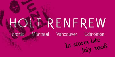 Holt Renfrew to Debut JUZD Bamboo Collection by Unknown