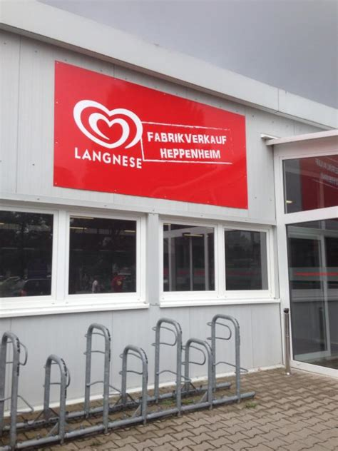 Langnese so schmeckt Eis — factory-outlets