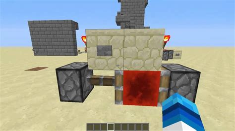 Minecraft Redstone | Most Compact T-Flip Flop And RS-Nor