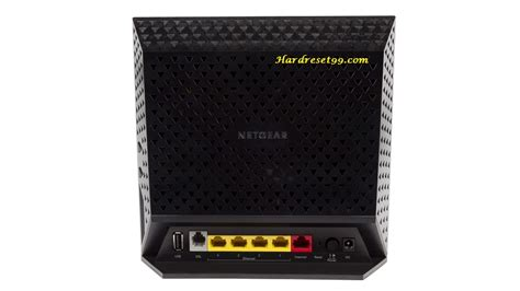NetGear MR814-V3 Router - How to Reset to Factory Defaults