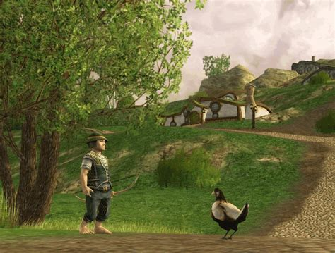 Leveling Guide to the Shire - Custom Page : Custom