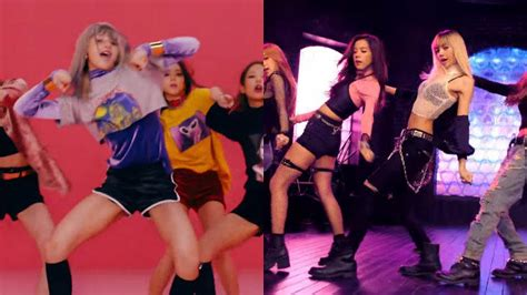 """Black Pink's debut MVs for """"Whistle"""" & """"BOOMBAYAH"""" are"""