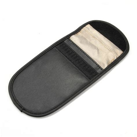 Mobile Cell Phone rf Signal Blocker Jammer Bag Case Pouch