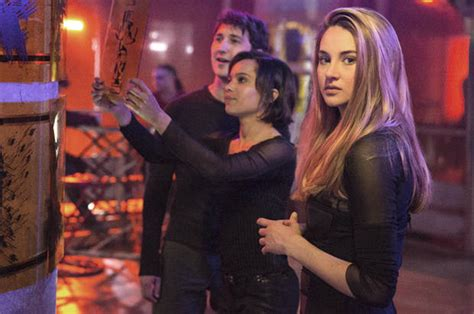 """The fall of """"Divergent"""": The final film will bow on TV"""