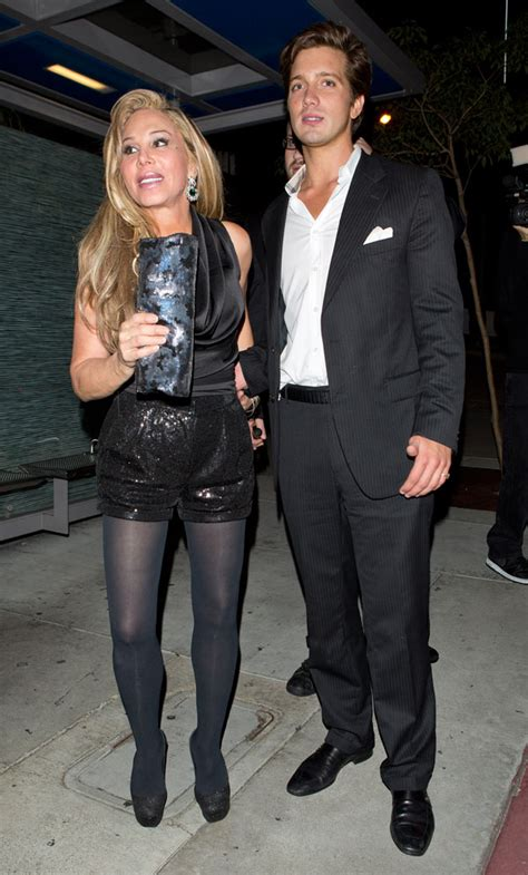Jacob Busch & Adrienne Maloof Making Out — Cougar's Party