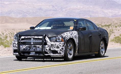 2011 Dodge Charger Cop Car - Redesigned Dodge Charger 2011