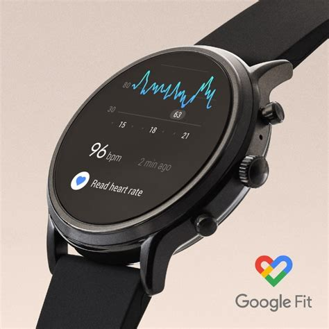 Fossil Q Smartwatches: 5