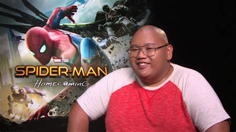 Spider-Man: Homecoming interview with Jacob Batalon who
