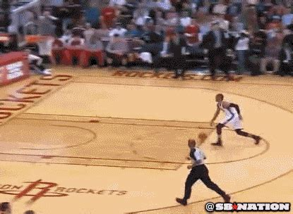 Russell Westbrook Misses Wide Open Dunk   Gifrific