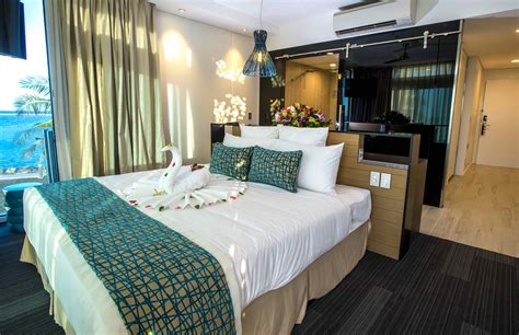 Hotel in Samoa | Oceanview Hotel Rooms | Taumeasina