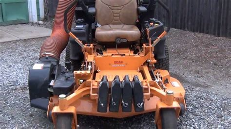 2010 Scag Tiger Cat SS - YouTube