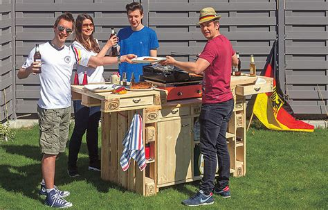 Grill selber bauen   selbst