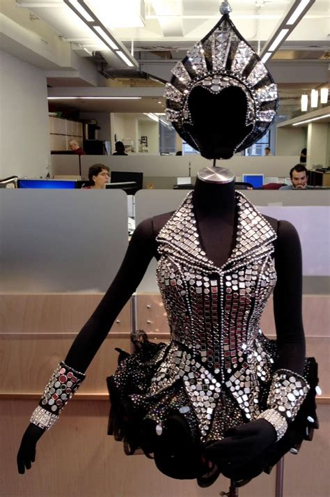 """""""Who's That Woman? (Mirror, Mirror)"""" Costume Designed by"""