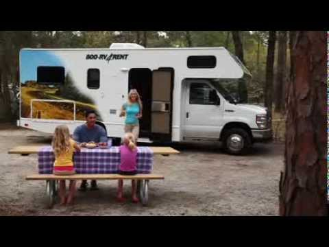 Overland trucks offer off-the-grid camping in the American