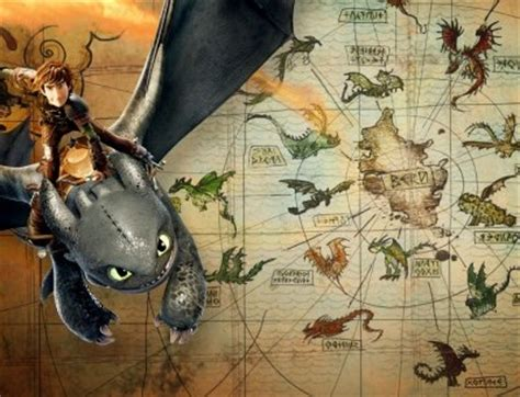 Viking Guide + Dragonpedia + Map   How to Train Your Dragon