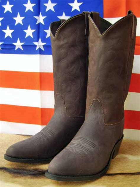 """Cowboy-Stiefel """" AUTHENTIC """" - COUNTRY WESTERN STORE OldReb"""