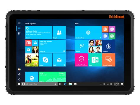 xTablet T1540 | Thin and Light, Highly Mobilel Rugged Tablet