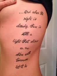 What Does Let It Be Tattoo Mean? | 45+ Ideas and Designs