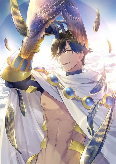 Ozymandias【Fate/Grand Order】 (With images)   Character art