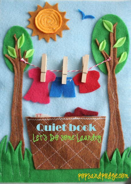 I have to admit I love quiet book group! Not only is it so